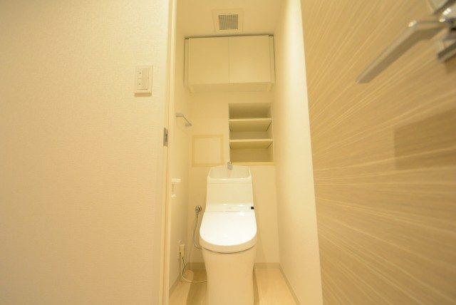ボヌール目白台 トイレ