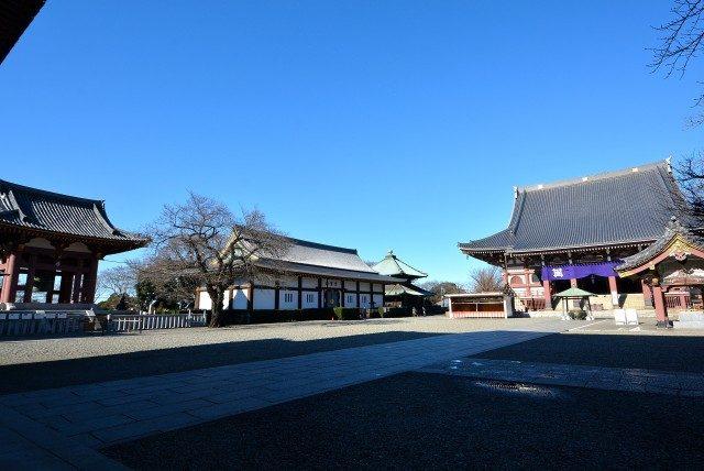池上駅周辺 池上本門寺
