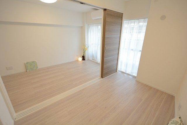 パールハイツ幡ヶ谷 洋室4.0