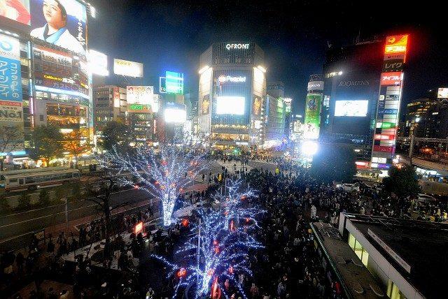 渋谷ー神泉周辺