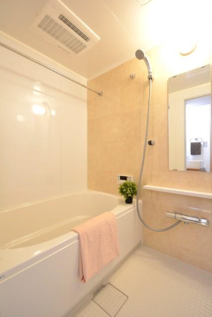 ニューハイム池上 浴室