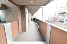 ライオンズマンション目白台シティ 玄関