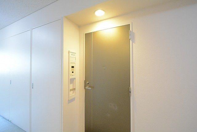 エスポワール渋谷松濤 玄関