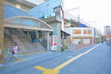 東大島 (8)駅周辺