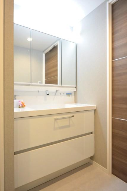 東建柏木マンション 洗面室