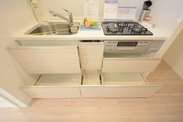 パールハイツ幡ヶ谷 キッチン