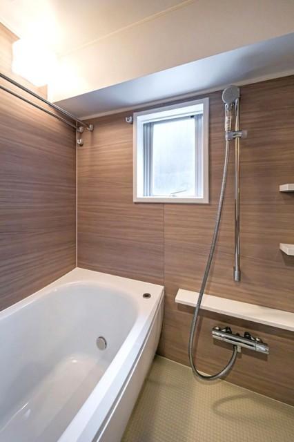 蒲田グリーンパーク 浴室