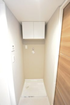 東建柏木マンション 洗濯機スペース