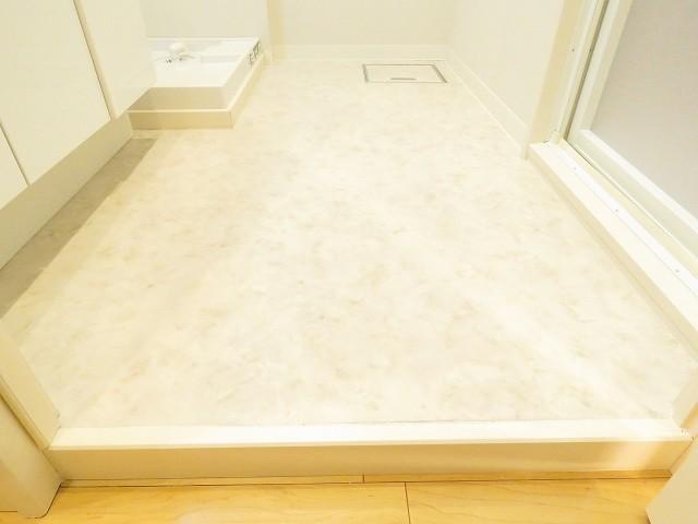 多摩川芙蓉ハイツ 洗面室