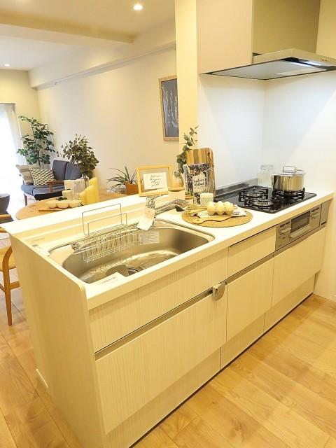 多摩川芙蓉ハイツ キッチン