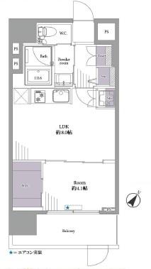 世田谷台ピロティ 205