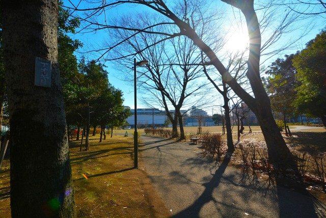 池尻大橋駅周辺 公園
