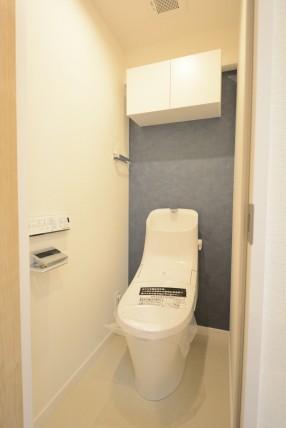 クレセントマンション トイレ