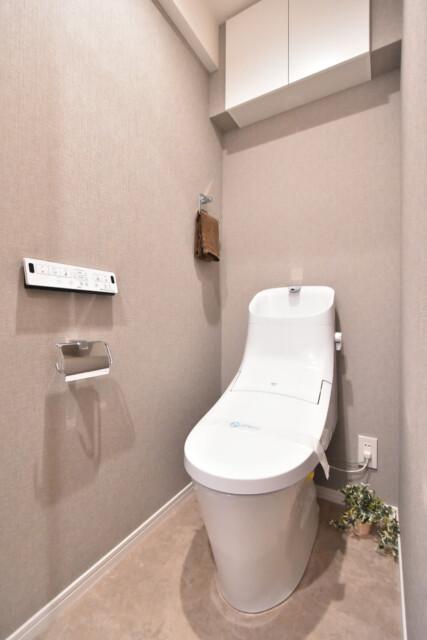 ライオンズマンション目白台シティ トイレ