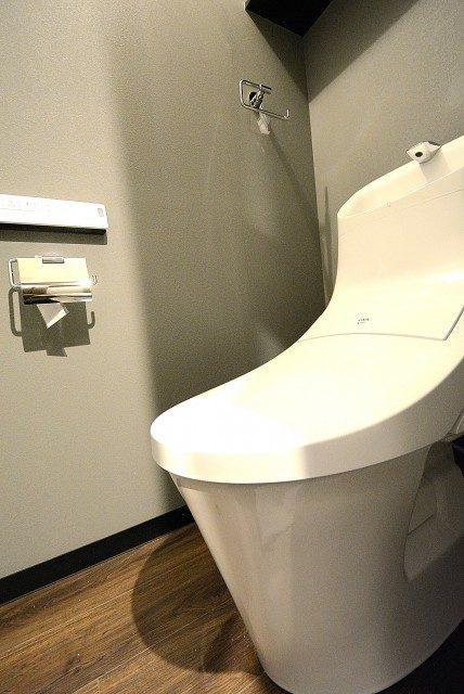 ライオンズマンション明石町 (72)トイレ
