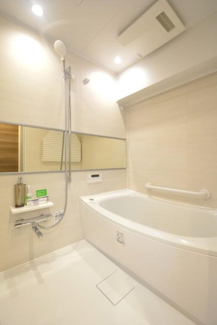 東建柏木マンション 浴室