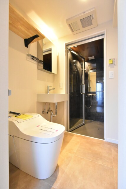 エグゼクティブ渋谷 洗面室