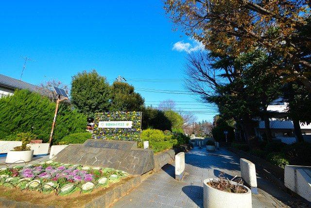 三軒茶屋駅周辺 世田谷公園