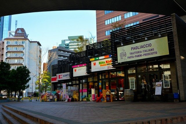 池尻大橋駅周辺