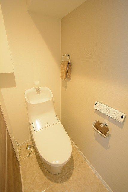 世田谷台ピロティ 205 トイレ