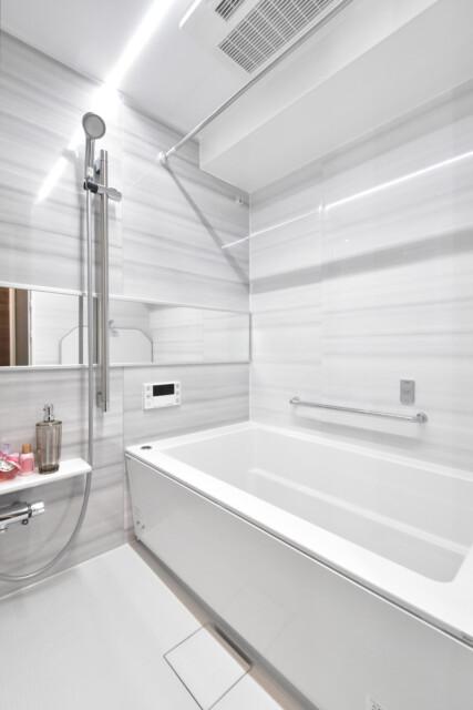 ライオンズマンション目白台シティ 浴室