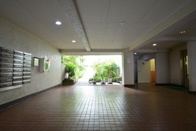 パイロットハウス北新宿 外まわり