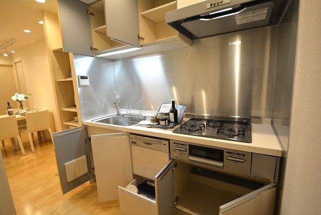 ヴィラロイヤル東中野 キッチン