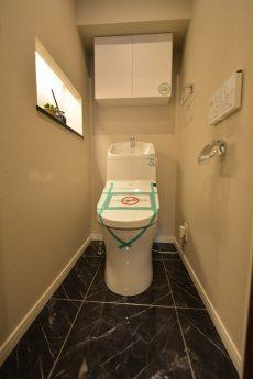 代々木エアハイツ トイレ