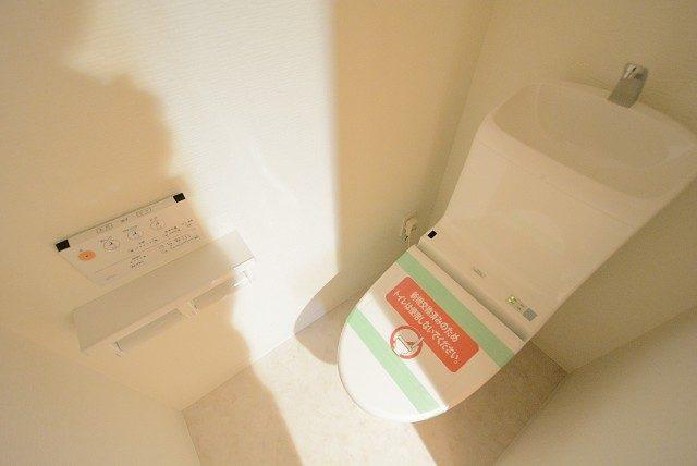 グランベル上野の杜 トイレ