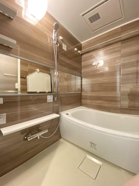 デ・リード日本橋箱崎 浴室