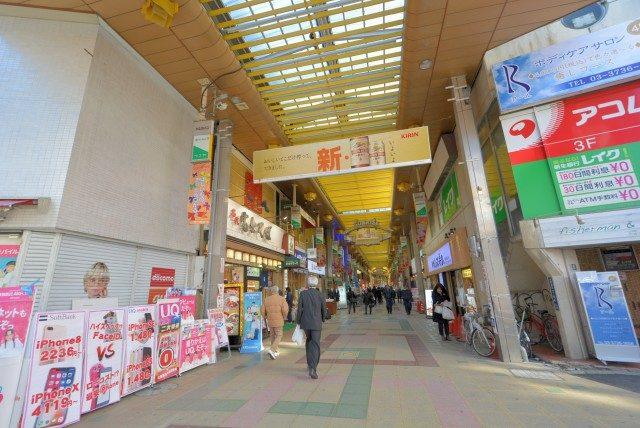 蒲田周辺 商店街