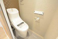 ヴィラロイヤル東中野 トイレ