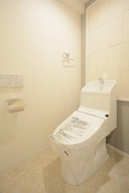 ダイアパレス自由が丘 (74)トイレ