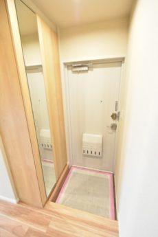 上高井戸ヒミコマンション 玄関