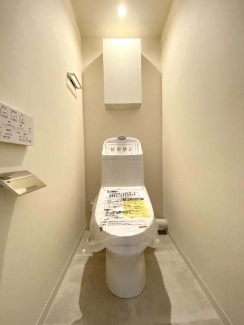デ・リード日本橋箱崎 トイレ