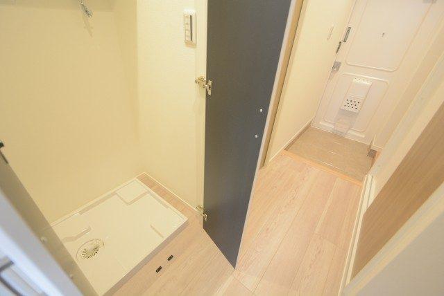 ヴィラロイヤル東中野 洗濯機スペース