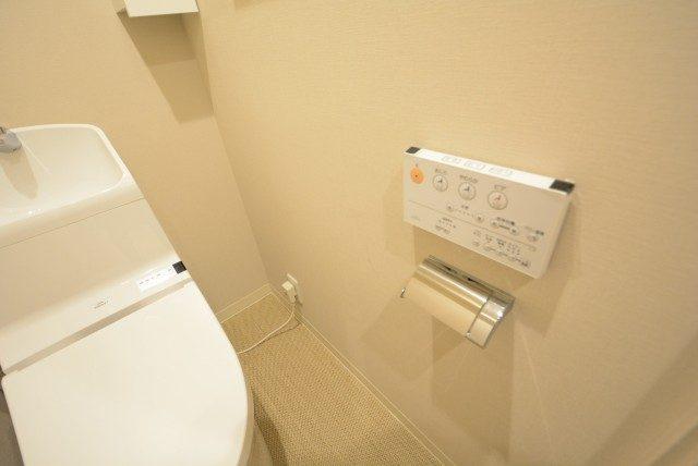 上野毛ハイム1号棟 トイレ