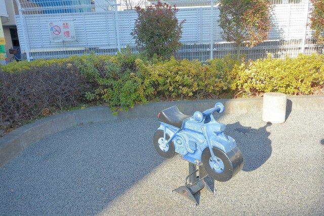 武蔵小山駅周辺 公園