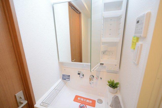 グランベル上野の杜 洗面