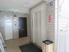 藤和三軒茶屋コープ エレベーター