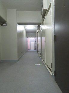 ライオンズマンション大森 共用廊下