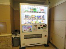 ライオンズマンション大森 共用部の自販機