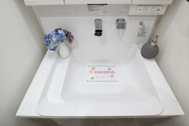 東中野ハイム 洗面台