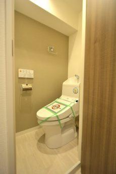 メゾンド―ル代々木 トイレ