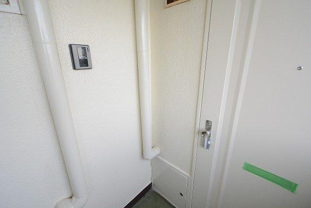 ニックハイム砧 玄関