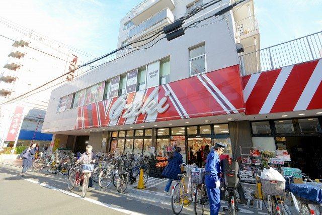 武蔵小山駅周辺 (21)武蔵小山パルム