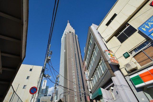 新宿ー代々木
