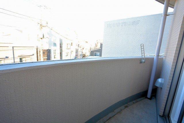 エクセルシオール碑文谷 バルコニー