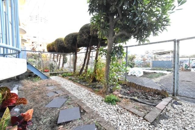 上高井戸ヒミコマンション バルコニー・専用庭
