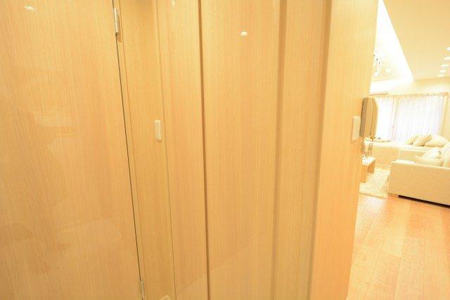 新宿御苑サニーコート 洗濯機